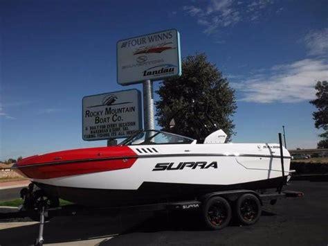 supra boats colorado supra sa boats for sale in colorado