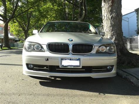 car manuals free online 2002 bmw 745 electronic toll collection sell used 2002 bmw 745li custom alpina 2006 2008 look in new york new york united states for