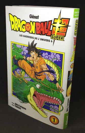 2344033629 dragon ball super tome dragon ball super tome 1 vf review