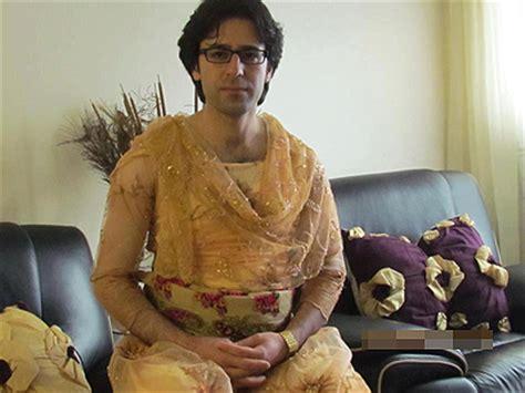 punishment dressing for men iran uses cross dressing as punishment