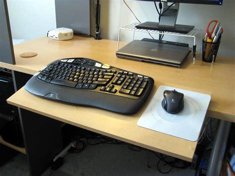 backwards l shaped desk adjustable keyboard platform desk extension portugu 234 s