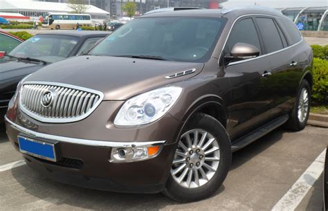 2011 buick enclave information and photos momentcar 2012 buick enclave information and photos momentcar