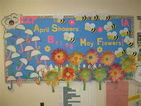 17 best images about april showers on pinterest green april showers bring may flowers classroom decorations