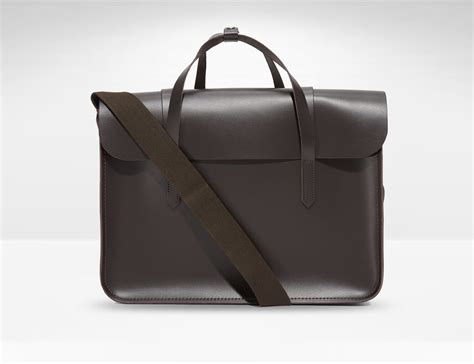 best mens leather briefcase small side bags for mens bags more