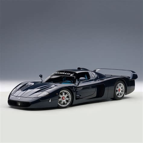 maserati road maserati mc12 road car autoart touch of modern