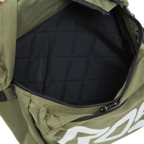 Tas Sepeda Army roswheel tas sepeda bag 37l 14892 backup army
