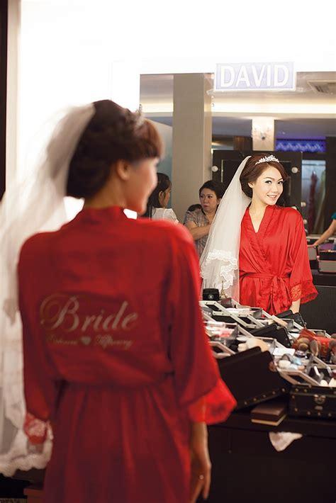 weddingku catherine bridal teh richard tiffanny rusli by catherine wedding photo
