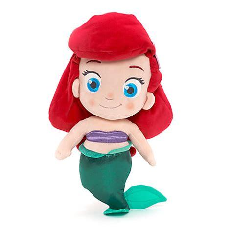 Clementoni La Sirenetta The Mermaid 9 12 18 Puzzle bambola di peluche la sirenetta bambina
