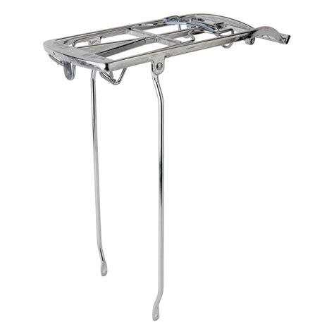 Silver Rear Bike Rack by Sunlite Bike Rack Rear Alloy Sprng Tray Silver Ebay