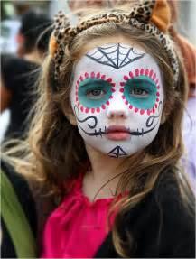 imagenes maquillaje halloween niños de 75 fotos de maquillaje halloween para ni 209 os 2016