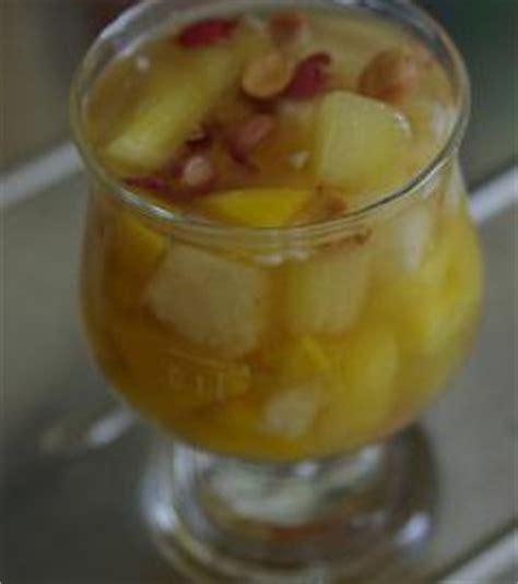 resep membuat asinan buah bogor