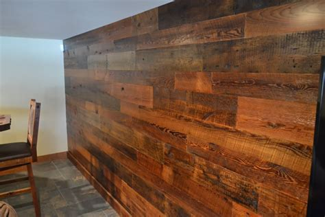 Reclaimed Wood Paneling   Enterprise Wood Products