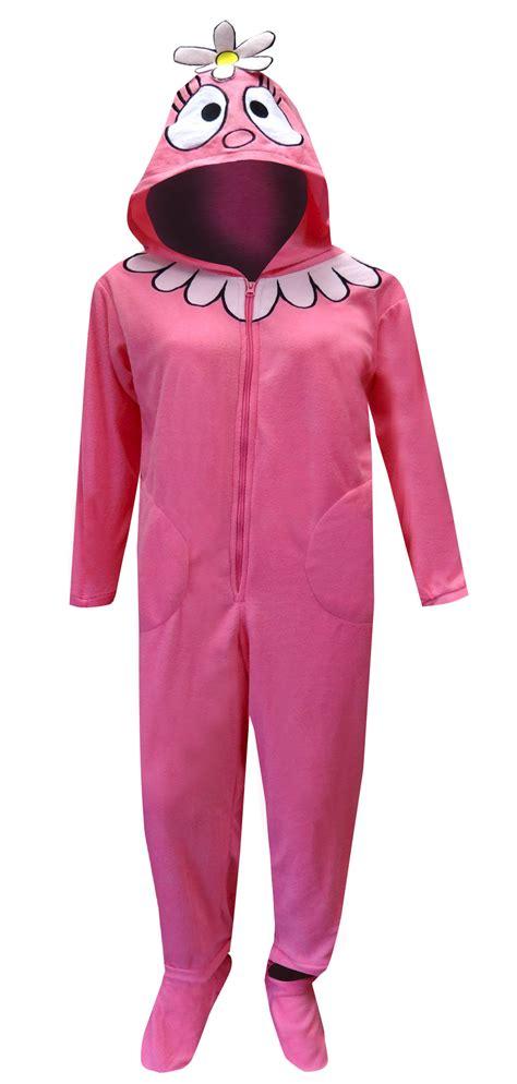 Onsale by Webundies Com Yo Gabba Gabba Foofa Footie Onesie Pajamas