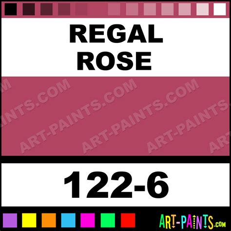 regal rosa regal ultra ceramic ceramic porcelain paints 122 6