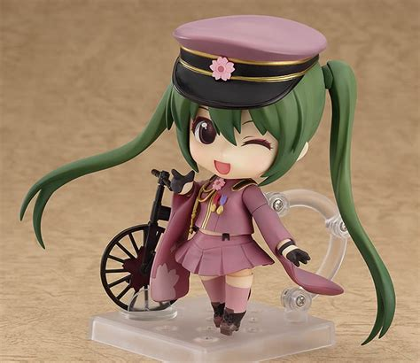 Hbj2325 Nendoroid Hatsune Miku Senbonzakura Ver nendoroid hatsune miku senbonzakura version now available for preorder mikufan