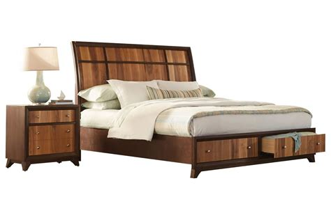 King Beds With Storage by Kendall King Storage Bed