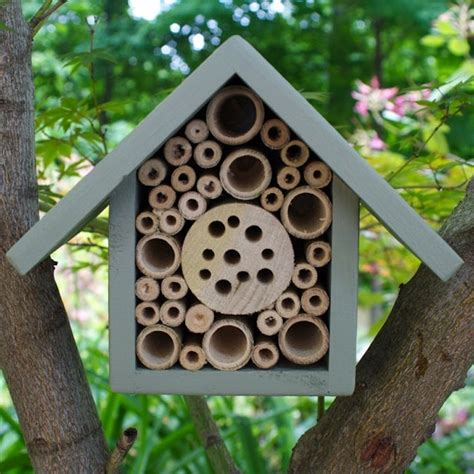 Bee House by Carpenter Bee House Outdoor Spaces