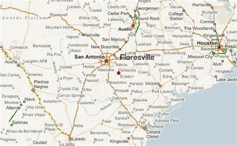 floresville texas map floresville stadsgids