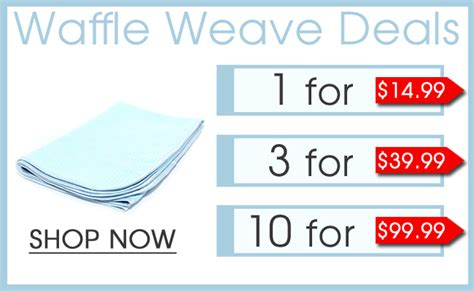 Introducing Shoptalk The Weave Promo by Waffle Weave Deals Clublexus Lexus Forum Discussion