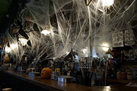 halloween themes for a bar brixton halloween is this the best decorated bar in town