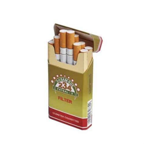 Dji Sam Soe Dji Sam Soe Filter Clove Cigarettes Clovecigs