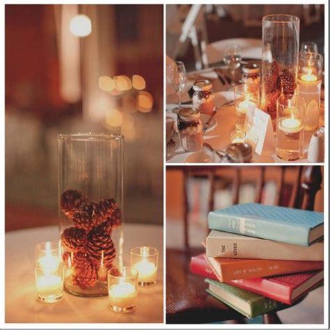 centerpieces with pine cones pine cone wedding centerpieces pine cone wedding ideas