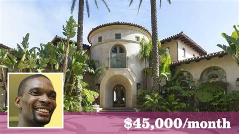 chris bosh house miami heat star chris bosh puts his pacific palisades home up for lease la times