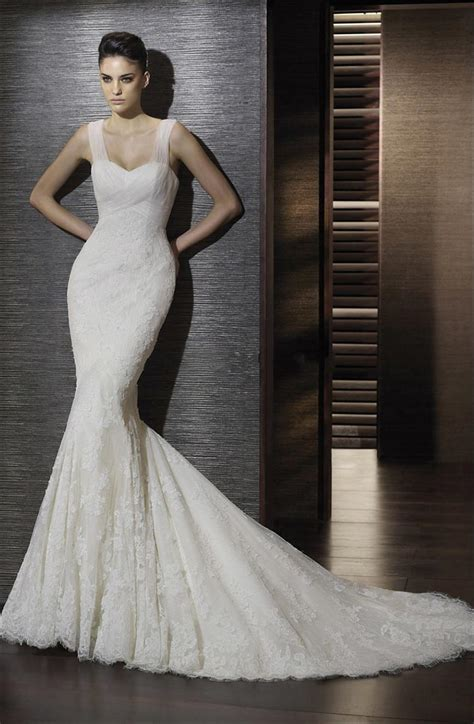 Wedding Gown Styles by Wedding Dress Styles For Types According To Your