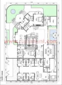 desain rumah denah layout rumah klasik rumahuni