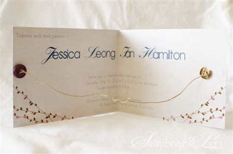 Wedding Invitations The Knot by And Ian S Wedding Stationary Denver Wedding