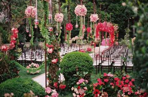 garden wedding reception venues los angeles four seasons hotel los angeles southern california weddings