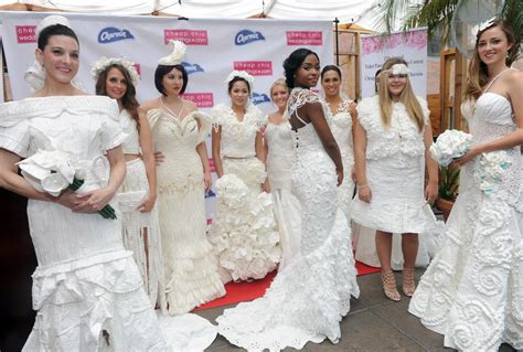Wedding Contests by 12th Annual Toilet Paper Wedding Dress Contest