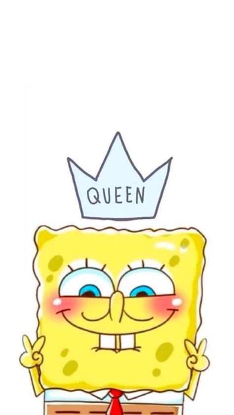 wallpaper for iphone queen iphone wallpaper queen spongebob yellow image