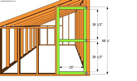 construction house plans lean to greenhouse plans free garden plans how to build garden projects