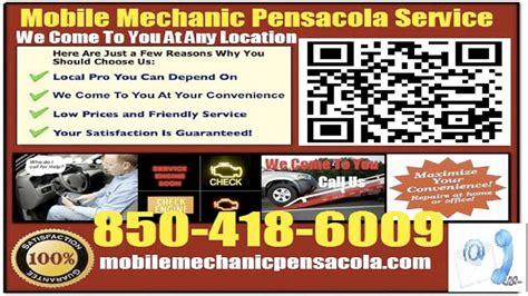 mobile auto mechanic pensacola pre purchase foreign car