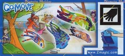 oggetti volanti gomove oggetti volanti serie completa