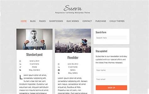 themes tumblr free 2015 50 free wordpress blog themes for 2015