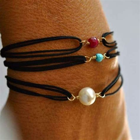 Diy Handmade Bracelets - 17 best ideas about bracelets on armband