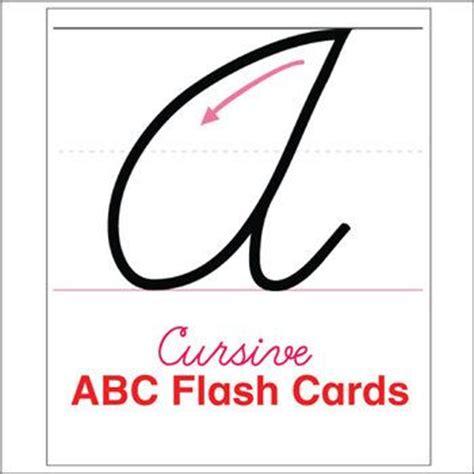 printable cursive alphabet flash cards esl flash cards abcs cursive i love the o jays and exercise
