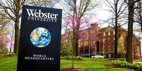Webster Mba Accreditation by Top 10 Most Affordable Master Of Finance Degree