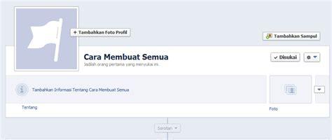 membuat halaman facebook gratis cara membuat halaman facebook cara mudah