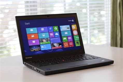 Lenovo X240 lenovo thinkpad x240 review