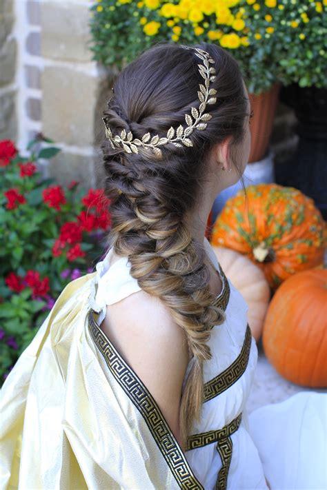 how to do roman hairstyles twist faux braid halloween hairstyles cute girls