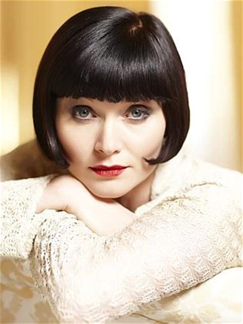 essie davis ob hair christmas special may be abc favourite miss fisher s