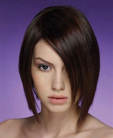 asymmetrical bob hairstyles short hairstyles