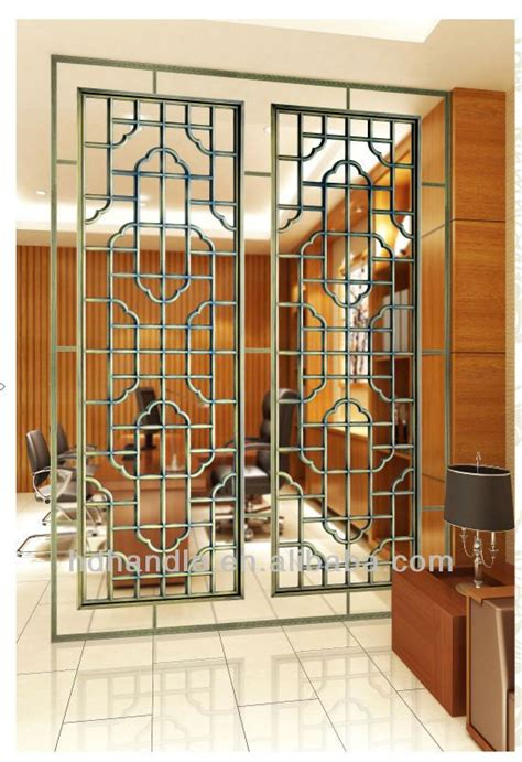 decorative partition curtains metal room dividers partitions for banquet room