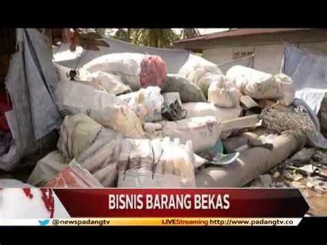 Kertas Rongsokan Bisnis Barang Rongsokan Tumbuh Subur Di Kota Solok