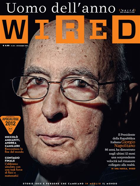what is a wired l giorgio napolitano 232 l uomo wired dell anno il post