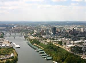 Which tennessee city has the best downtown area and skyline tn