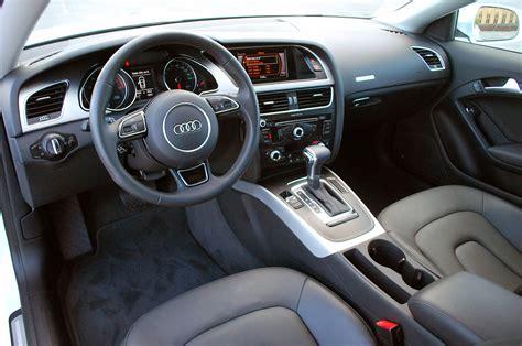 Audi A5 Interior 2013 by 2013 Audi A5 Coupe White Car Interior Audi